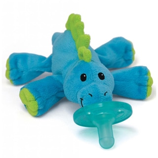 WubbaNub Baby Dino Infant Pacifier
