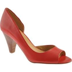 Women's Nine West Cello Red Leather