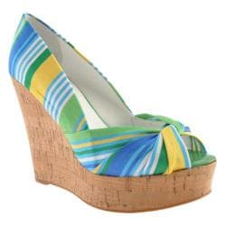 Women's Nine West Chillpill 2 Green Multi Fabric