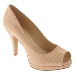 Women's Nine West Danee Natural Synthetic