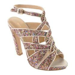 Women's Nine West Hitmaker Pink/Silver Synthetic