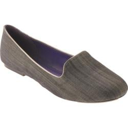 Women's Nine West Panto Grey/Black Fabric
