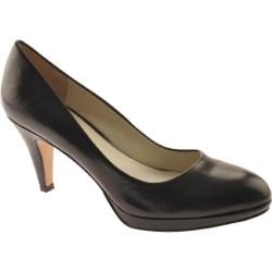 Women's Nine West Selene Black Leather