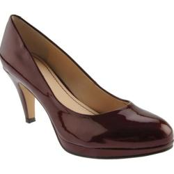 Women's Nine West Selene 3 Rouge Leather