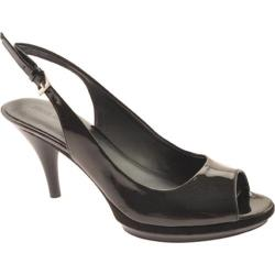 Women's Nine West Sharina Black Synthetic