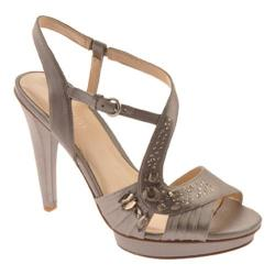 Women's Nine West Speakeasy Grey Satin