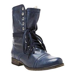 Women's Steve Madden Troopa Denim Leather