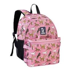 Women's Wildkin Bogo Backpack Horses in Pink