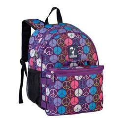Women's Wildkin Bogo Backpack Peace Signs