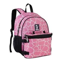 Women's Wildkin Bogo Backpack Pink Giraffe