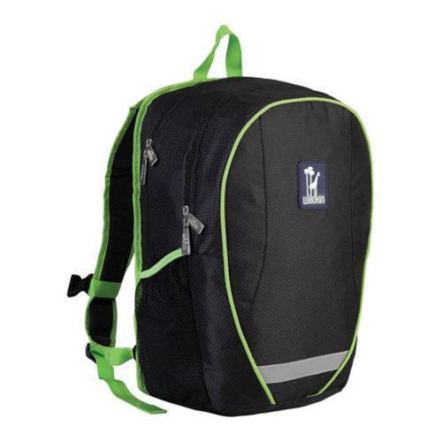 Men's Wildkin Comfortpack Backpack Rip-Stop Black