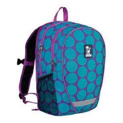 Women's Wildkin Comfortpack Backpack Big Dot Aqua