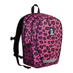 Women's Wildkin Comfortpack Backpack Pink Leopard