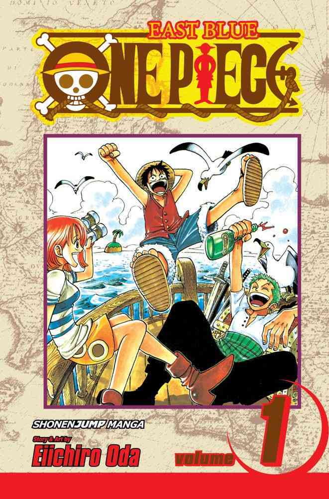 One Piece 1: Romance Dawn (Paperback)