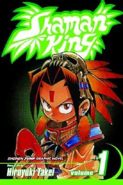 Shaman King 1: A Shaman in Tokyo (Paperback)
