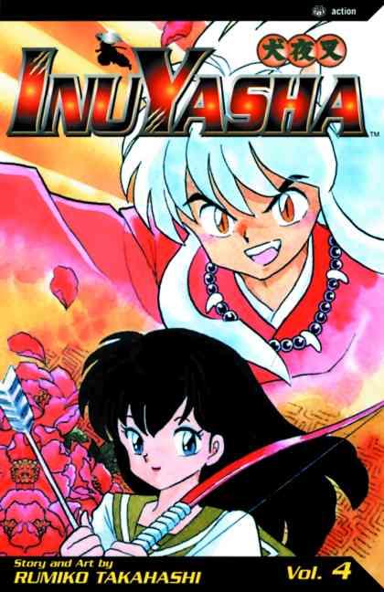 Inuyasha 4 (Paperback)