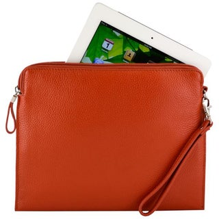 Alicia Klein Brick Tablet Sleeve/ Wristlet