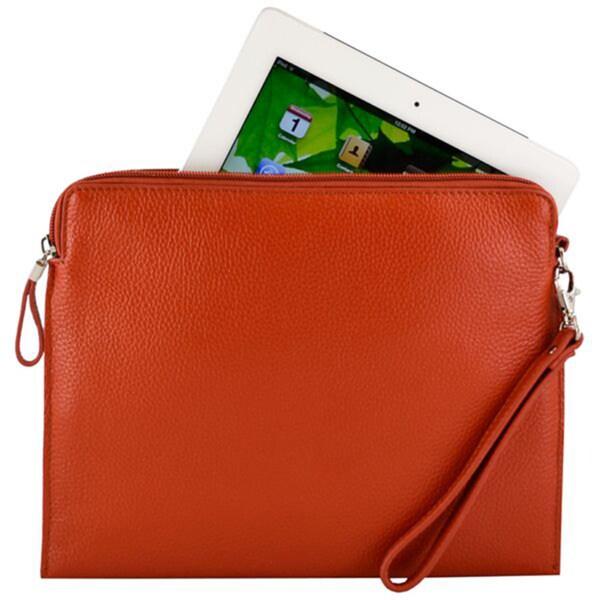 Alicia Klein Brick Tablet Sleeve/ Wristlet