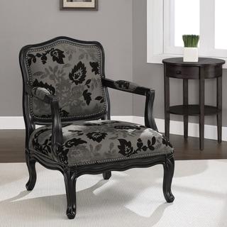 Black/Grey Abington Chair