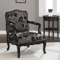 Black/Grey Abington Chair