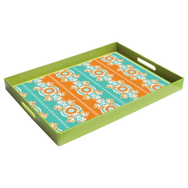 Garden Party Rect Tray