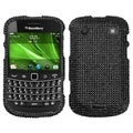 BasAcc Black Diamante Case for RIM Blackberry Bold 9930/ 9900
