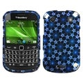 BasAcc Blue Sparkle Case for RIM Blackberry Bold 9930/ 9900