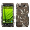 BasAcc Camo Yellow Case for RIM Blackberry Torch 9850/ 9860