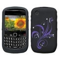 BasAcc Floral Case for Blackberry Curve 8520/ 8530/ 9300/ 9330