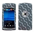 BasAcc Vintage Checker Case for SONY ERICSSON U5a Vivaz