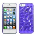 BasAcc T-Purple Diamond Case for Apple iPhone 5