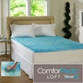 Beautyrest 3-inch Sculpted Gel Memory Foam