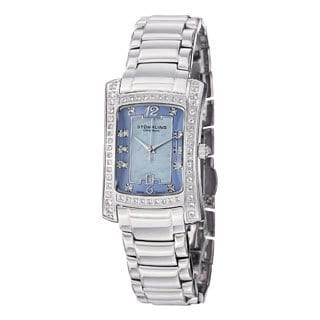 Stuhrling Original Women's Lady Gatsby Classique Quartz Stainless Steel Bracelet Watch