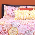 Olivia 4-piece Duvet Cover Set