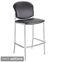 Safco Black Diaz Bistro Chair