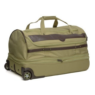 National Geographic Kontiki Collection 26-inch Drop Bottom Upright Duffel Bag