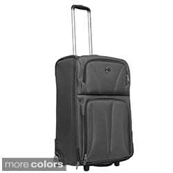 Atlantic Luggage Ultra Lite Collection 25-inch Upright Suitcase