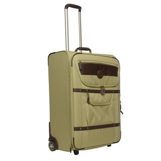 National Geographic Kontiki Collection 26-inch Rollaboard Upright Suitcase