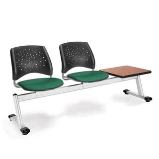 OFM Star Series Beam Seating 2 Seat / Table