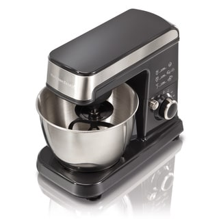 Hamilton Beach 63326 Black 6-speed Stand Mixer
