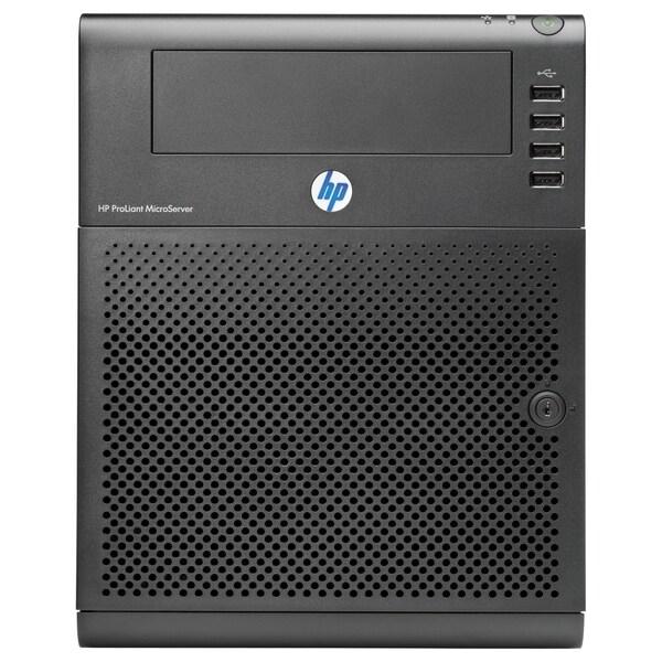 HP ProLiant MicroServer Ultra Micro Tower Server - 1 x Intel Celeron