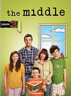 The Middle: The Complete Third Season (DVD)