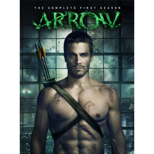 Arrow: The Complete First Season (DVD) 11314076