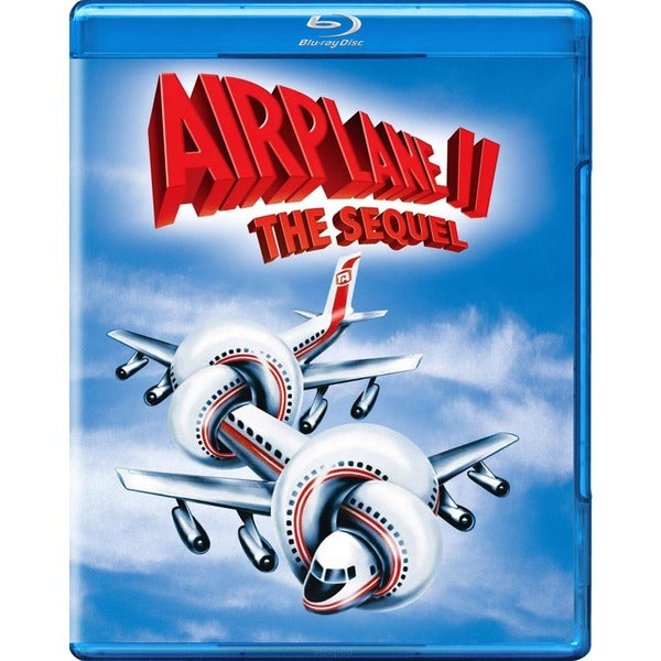 Airplane II: The Sequel (Blu-ray Disc) 11314079