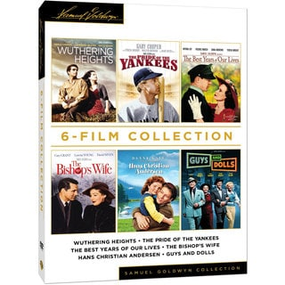 Samuel Goldwyn Collection (DVD)