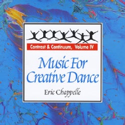 ERIC CHAPPELLE - MUSIC FOR CREATIVE DANCE VOLUME 4