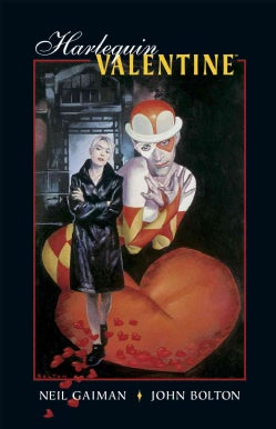 Harlequin Valentine (Hardcover)
