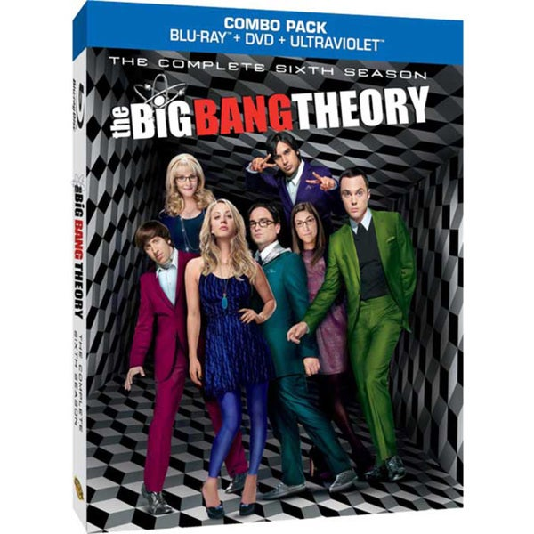 The Big Bang Theory: Season 6 (Blu-ray Disc) 11314394
