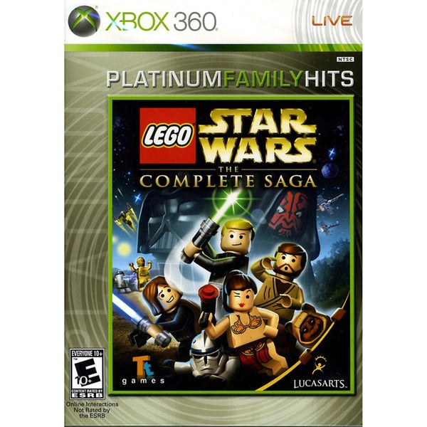 Xbox 360 - Lego Star Wars the Complete Saga 11314407