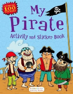 My Pirate Activity and Sticker Book (Paperback)